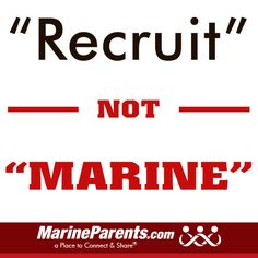 """We want to share these boot camp survival tips with you. If you read nothing else about MCRD, read this. Indeed, they include four """"DO NOT"""" rules, but this is the Marine Corps and they have rules. You'll be glad you know them. Marine Corps Boot Camp, Marines Boot Camp, Marine Mom, Survival Tips, Usmc, Parents, Military, Camping, Reading"""