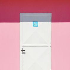 #pink #door | GRA CAS | VSCO Grid