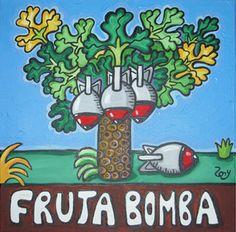 Fruta Bomba