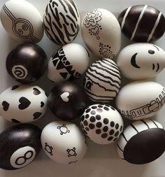 Rock Crafts, Diy And Crafts, Kids Crafts, Easter Arts And Crafts, Easter Egg Designs, Easter 2020, Coloring Easter Eggs, Egg Art, Egg Decorating