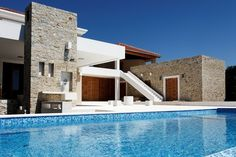 house with sea view