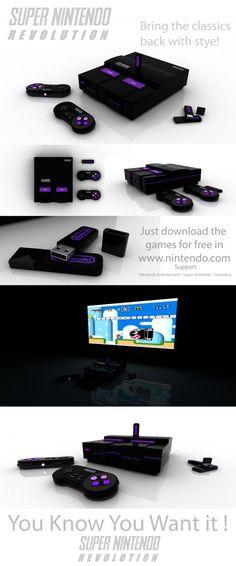 Super Nintendo Revol...