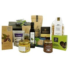 Gourmet Essentials Gift Box - by Bestow - New Zealand Delivery