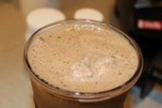 TweetSharebar Tweet Mocha Frappuccino Ideal Protein Style – yeah! This was my first concoction that I fell in love with while on the Ideal Protein diet. It's so flavorful andchalkedf...