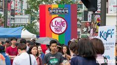 Despite city hall's last-minute decision not to sponsor Seoul's 2014 Queer Culture Festival...