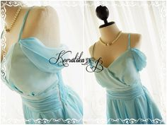 Cinderella Night  Light Tiffany Blue by LovelyMelodyClothing, $69.00