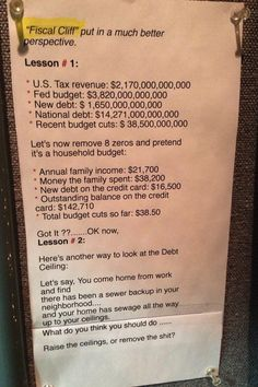 Fiscal cliff explained (9g repost) - Imgur