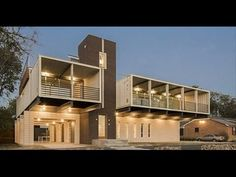 Modern Shipping Container House Decoration - http://designmydreamhome.com/modern-shipping-container-house-decoration/ - %announce% - %authorname%