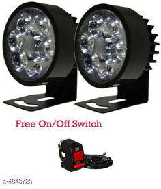 Car Accessories Portable Motorcycle Indicator Light(Set Of 2) Product Type : Indicator Light    Material : Plastic Size : Free Size Suitable : For Two Wheelers  Power : 10W  Description : It Has 2 Piece Of 6 Led Indicator Light With Switch Country of Origin: India Sizes Available: Free Size *Proof of Safe Delivery! Click to know on Safety Standards of Delivery Partners- https://ltl.sh/y_nZrAV3  Catalog Rating: ★3.9 (1184)  Catalog Name: Free Gift Portable Motorcycle Indicator Light CatalogID_706956 C107-SC1414 Code: 032-4843725-