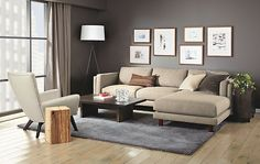 Holden Sectionals - Sectionals - Living - Room & Board