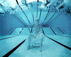 Ethereal Underwater Fashiontography - Zena Holloway Models Are Heavenly (GALLERY)