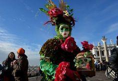 Les photos du carnaval de Venise 2013 : magique !