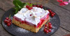 Mennyei Ribizlis-habcsókos pite recept! Igazi nyári recept, gyümölcsszezonra. A ribizli kissé savanykás ízével a legjobb, de akár málnával, vagy feketeszederrel is elkészíthető ez a remek süti! ;)