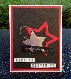 Krystal's Cards: From My Heart - FMH03 - Keep On