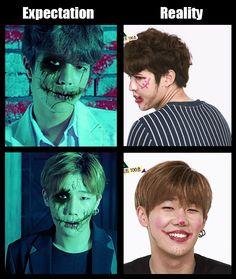 Close enough...................... #sungyeol #sunggyu #realityisharsh