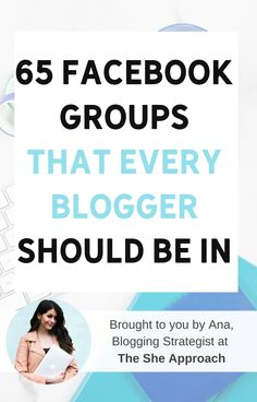 If you are a Blogger you probably know how important it is to be in contact with other bloggers! In this post I will show you 65 Facebook Groups that every Blogger should be in - Why it is important to be part of these groups! #bloggingtips #facebooktips #facebookforbloggers #socialmediaforbloggers Marketing Ideas, Media Marketing, Ladies Group, Social Media Engagement, How To Use Facebook, Blogger Tips, Instagram Tips, Blogging For Beginners, Make Money Blogging