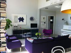 Makupaloja @Asuntomessublogit Living Room, Inspiration, Biblical Inspiration, Home Living Room, Drawing Room, Lounge, Family Rooms, Inspirational, Dining Room