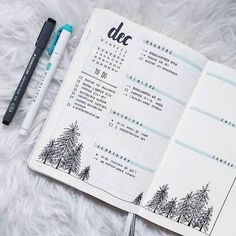 Here are December Bullet Journal themes to put you in the Christmas spirit! Just read on to find the perfect idea to rock your Christmas Bullet Journal. Bullet Journal Page, December Bullet Journal, Bullet Journal Themes, Bullet Journal Spread, Bullet Journal Inspiration, Bullet Journals, Journal Ideas, Bullet Journal Weekly Layout, Bullet Journal Homework