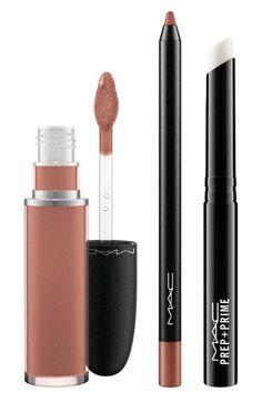 MAC Look in a Box Nice 'n Spicy Lip Kit