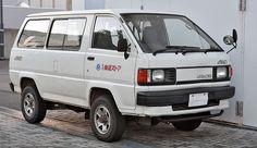 TOYOTA LITEACE VAN 4WD DX