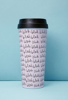 ban.do Blah Thermal Mug | FOREVER21 | #f21home