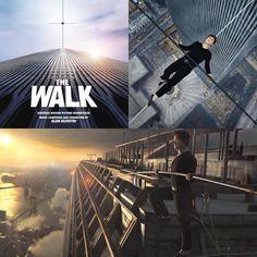 """Velice zajímavá podívaná """"Muž na laně""""  i když #mamstrachzvysek #walk #film #kino #atruestory #itunes #store #apple  #tv"""