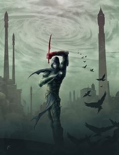 City of Twilight by ~JasonEngle on deviantART