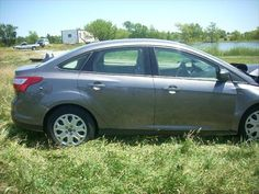 2012 Ford Focus - being Parted Out from D&S Used Parts ini Blackstone, IL