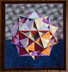 [Polyhedron Quilt 1]
