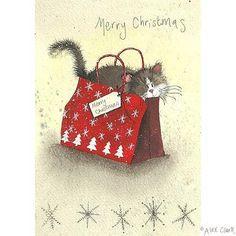 Cat In a Bag by Alex Clark