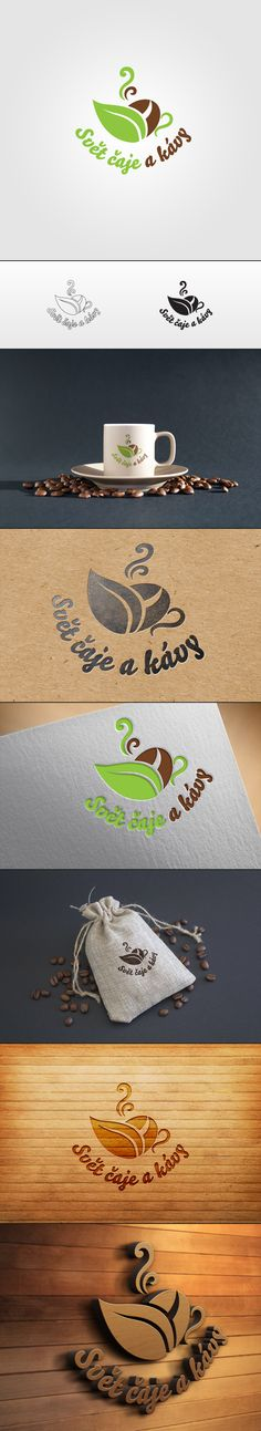 Logo for tea and coffee shop by me:)