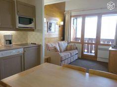 23 au 30 549 € Appartement 6 pers, 3 pièces les Coches, la Plagne Locations & Gîtes Savoie - leboncoin.fr
