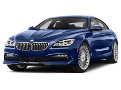 The 2016 BMW ALPINA B6 Gran Coupe couples luxury and safety.