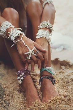 Rings, Jewels, jewellery, boho Mermaid, Ocean, Salt, Sand, Sea, Summer, Freedom, Travel, Free Spirit, Gypsy Wanderlust. Pinned By: Live Wild Be Free www.livewildbefree.com Cruelty Free Lifestyle & Beauty Blog. Twitter & Instagram @livewild_befree Facebook http://facebook.com/livewildbefree