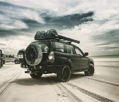 Leave nothing behind but your tyre tracks. Check out @mitchfanning for more amazing moments. #Subaru #Forester
