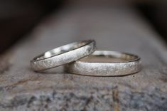 "Wedding rings ""We two"" Chamois 750 / - Wedding Indian Wedding Rings, Cheap Wedding Rings, Celtic Wedding Rings, Wedding Rings Vintage, Platinum Wedding Rings, Silver Wedding Bands, Titanium Wedding Rings, Wedding Band Sets, Ring Ring"