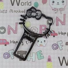 Hello Kitty Seat Belt Stopper Car Accessory