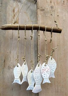 Ceramic fish - Crafts - Clay ceramics - Clay pottery - Clay fish - Ceramic clay - Crafting ide - Hobbies paining body for kids and adult Clay Projects, Clay Crafts, Arts And Crafts, Fish Crafts, Ceramic Clay, Ceramic Pottery, Mccarty Pottery, Slab Pottery, Ceramic Decor