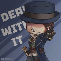 [ACS] Deal With It by Sazienas on DeviantArt