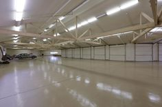11627 Dawson Drive Garage Interior