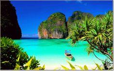 Maya Bay , Thailand