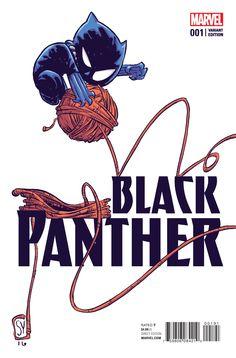 Black Panther #1 2016