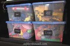 Paint Over Laundry: How to use Vinyl Chalkboard Labels to Organize Your Pantry