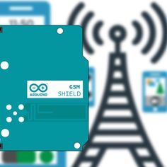 Connect your Arduino beyond just Wi-Fi. How about anywhere with cell reception? #Atmel #Arduino #WiFi #IoT #PubNub #GSM