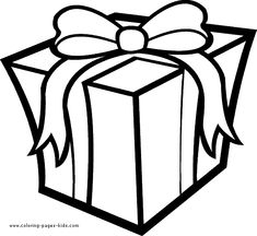 Christmas Presents Coloring Pages | Christmas present Christmas color page, holiday coloring pages, color ...