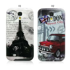 Samsung GALAXY S4 Fashion Landmark Postcard Back Case - Top Sellers - Samsung Cases