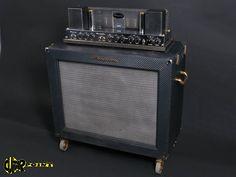"1966 Ampeg Portaflex B-18X ""Fliptop"" Amp-Vi66AmpB18X"