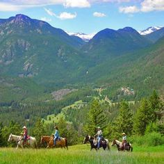 Hawley Mountain Guest Ranch, a McLeod, MT Dude Ranch inspected and approved by the Dude Ranchers' Association