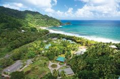 Rosalie Bay Resort - Photo courtesy Rosalie Bay Resort / National Geographic Unique Lodges of the World