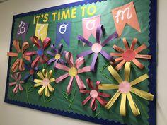 Spring RA Bulletin Board!